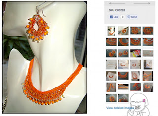 Swarovski Neon Wire Crochet Jewelry DIY Notes ready for viewing