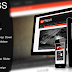 10 Cool Responsive Blogger Template