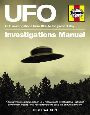 The Haynes UFO Investigations Manual
