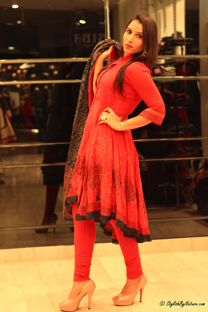 ethnic indian party wear