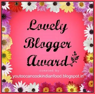 """<img src=""""/YTCC_award.jpg"""" alt=""""Lovely blogger award"""" title=""""Lovely blogger award"""" width=""""200"""" height=""""200"""" />"""