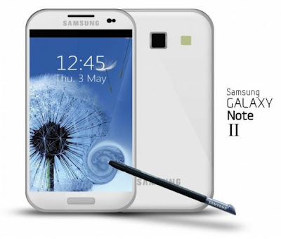 Galaxy Note 2: Jelly Bean, 12megapixel e schermo flessibile | Rumors