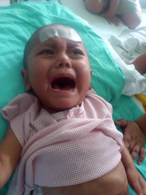 Bagaimana menangani anak menangis