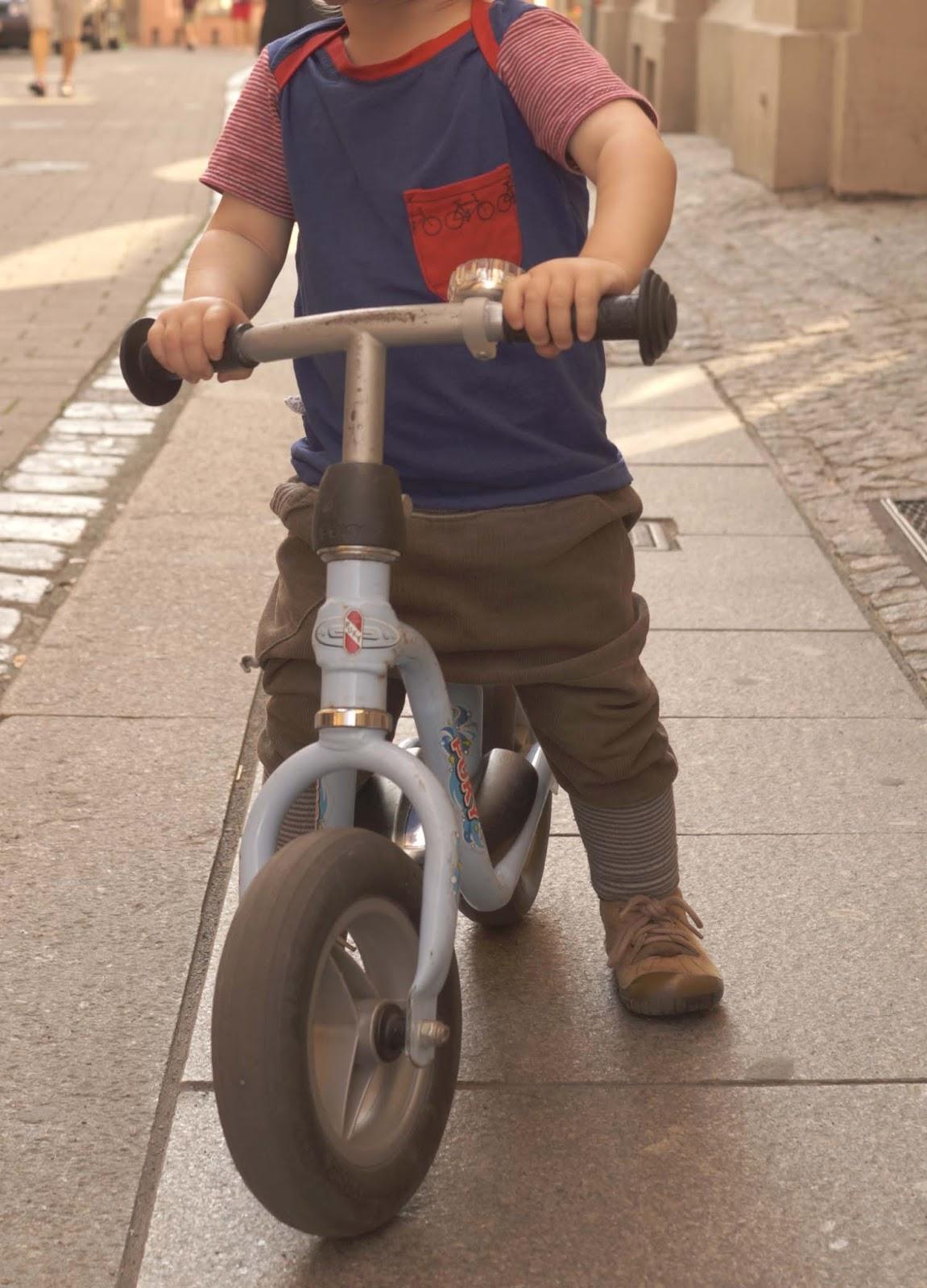 Inspirierend Upcycling Fahrrad Foto Von Dazu Trägt Er Hier Die Heißgeliebte Michelmütze