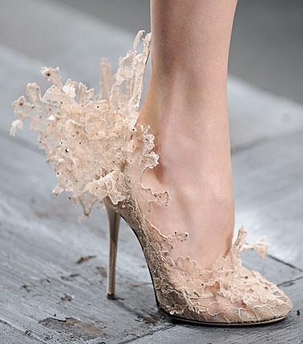 Beautiful Wedding Shoes 011 - Beautiful Wedding Shoes