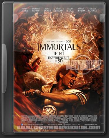 Immortals (BRRip HD Ingles Subtitulado) (2011)