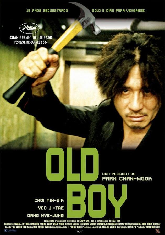 Báo Thù || Oldboy