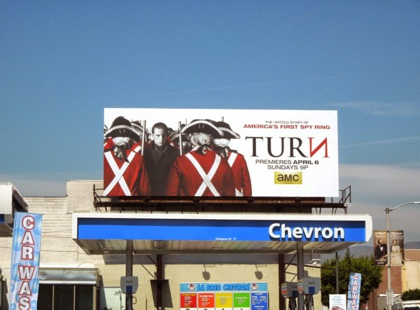 Turn season 1 billboard