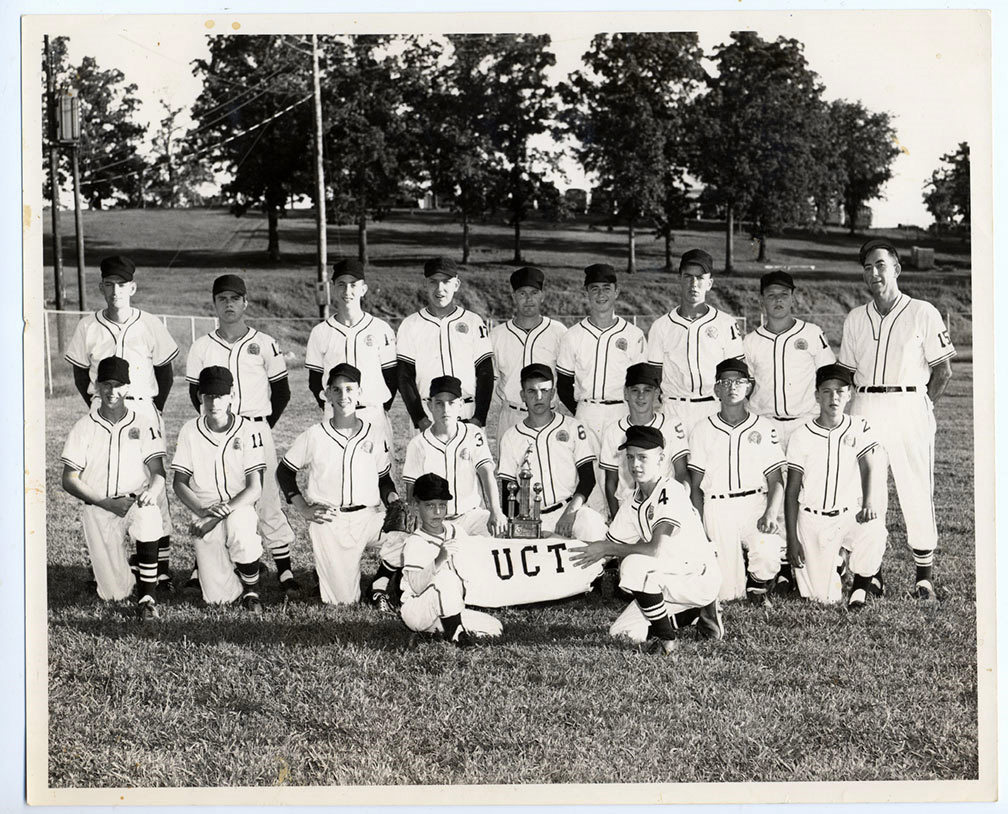 eclectic at best remembering the 1962 babe ruth league season 1962 champions of the fayetteville babe ruth league