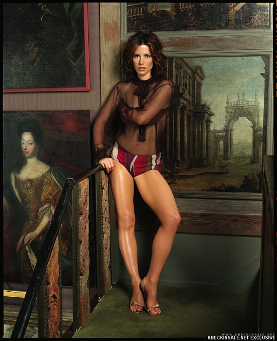 kate Beckinsale breast