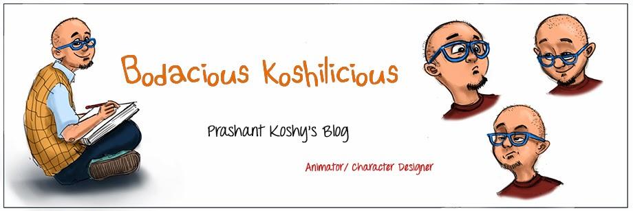 Prashant Koshy Animator