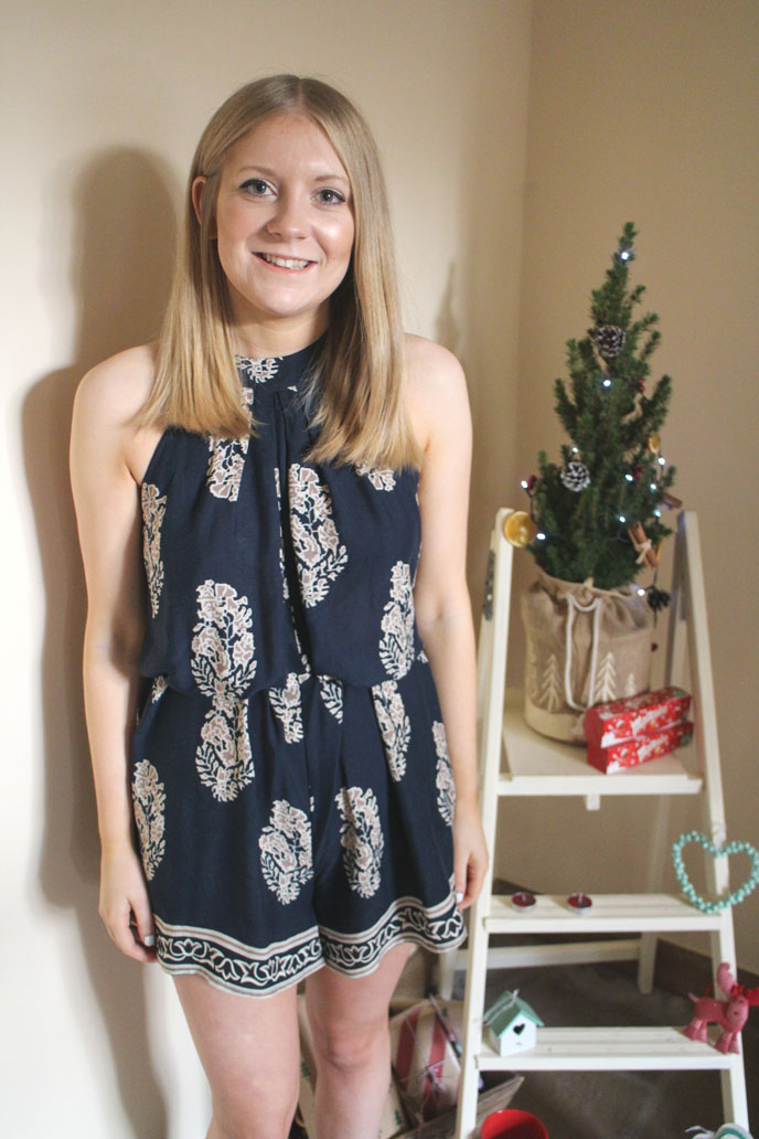Luxemme Playsuit
