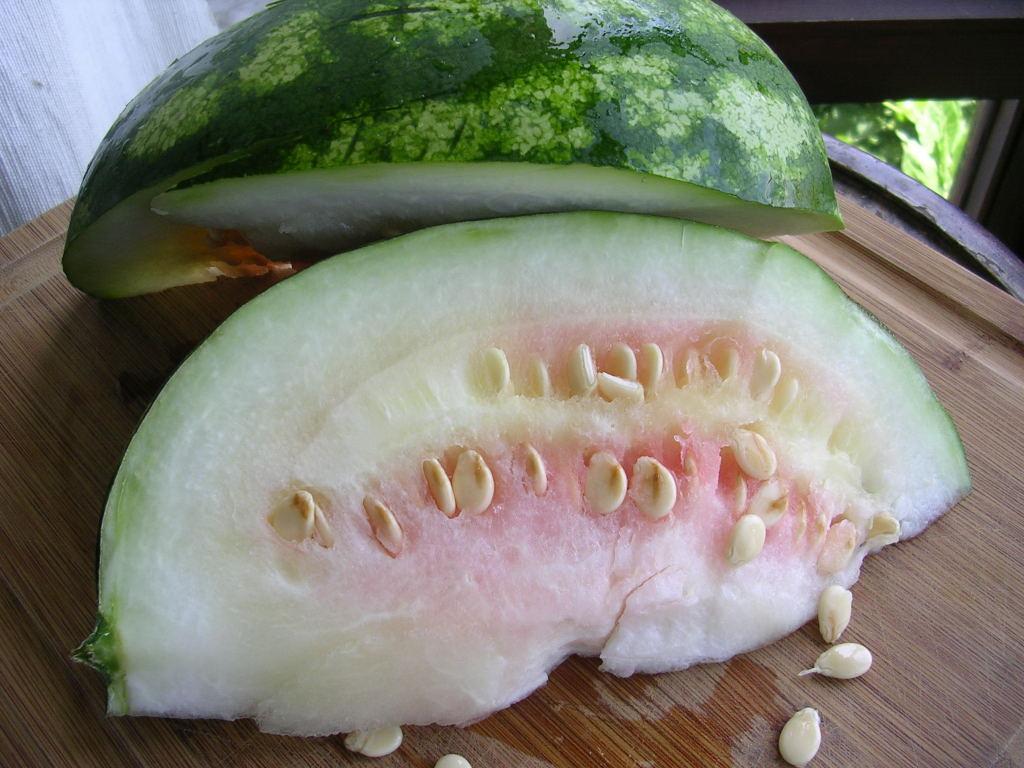 watermelon white inside