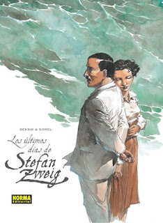 Los últimos días de Stefan Zweig Laurent Seksik Guillaume Sorel