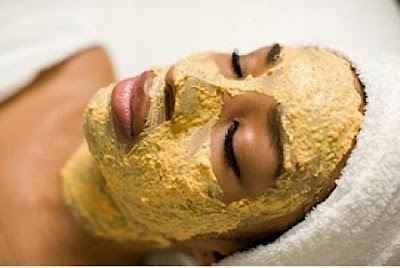 Get rid of pimples Treatment Skin care Lemon Rose water and honey mask