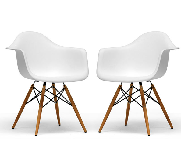 Thatu0027s The Regular Shell Chair. The Modernica Is $249.00 And Thatu0027s In  Fiberglass Which   To Me   Is Preferred.