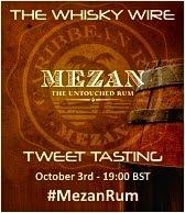 Mezan Rum Tweet Tasting II