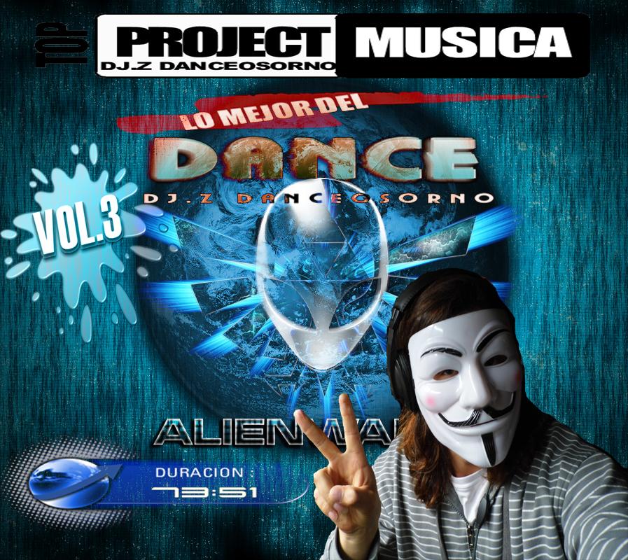 LO MEJOR DEL DANCE VOL.3