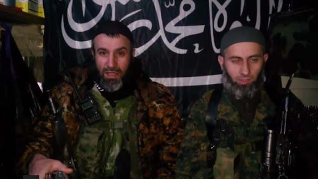 Mujahidin Dagestan dan Chechnya Deklarasikan Sumpah Setia pada ISIS