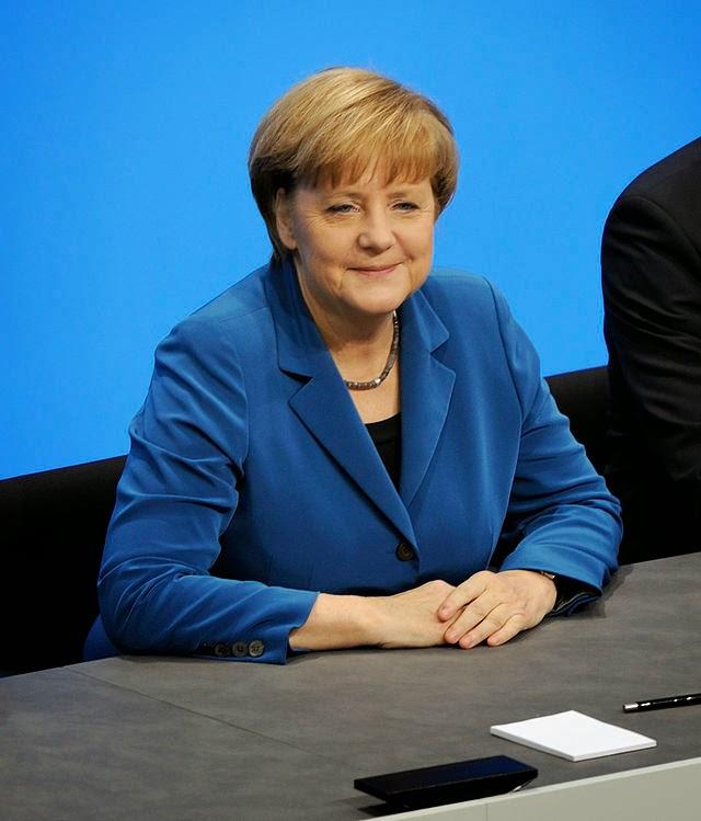 Angela Merkel Zitate
