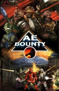 Cover of AE: Bounty - used without permission