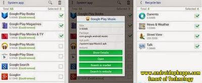 System App Remover Pro v3.1.1013 Apk