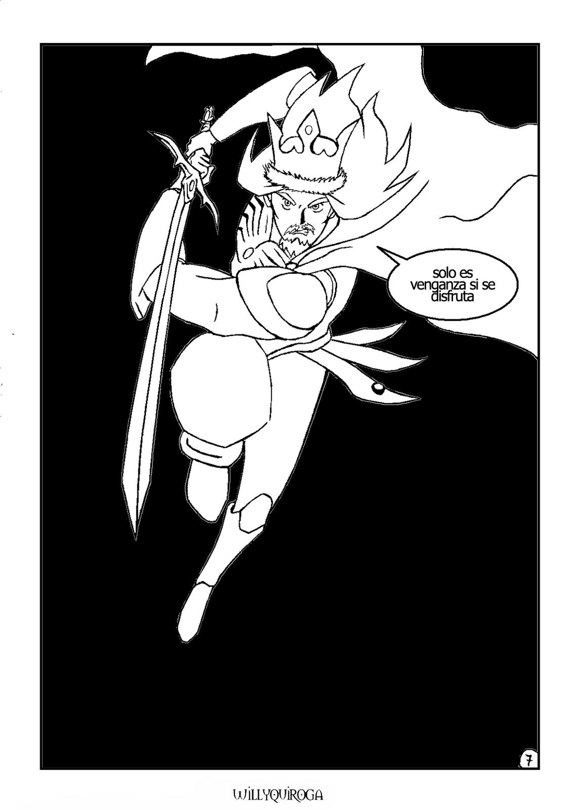 el original tomo2- cap1 - tres años despues (comic propio)