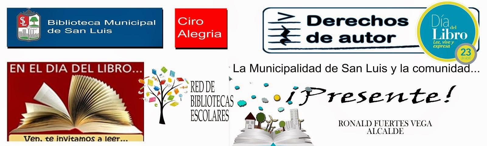 Día del Libro, del Idioma y Derechos del Autor