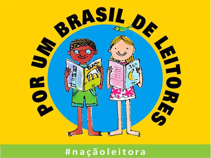 Por um Brasil de Leitores!