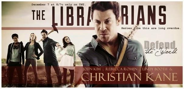 The Librarians Season 1 Episode 4