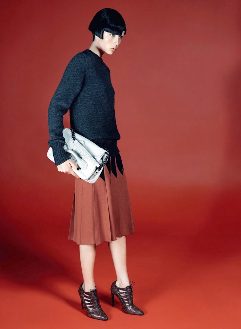 Bottega Veneta Fall Winter 2015 campaign Publicidad Subliminal