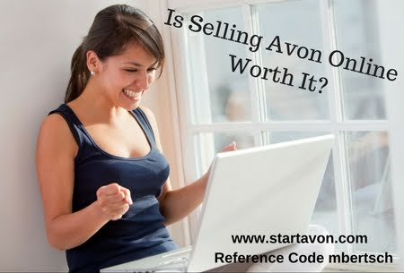 My Avon Story - Is Selling Avon Worth It?