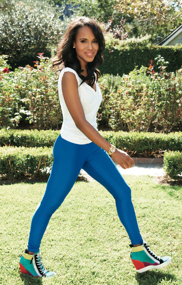 Kerry Washington from The Big Picture: Todays Hot Photos