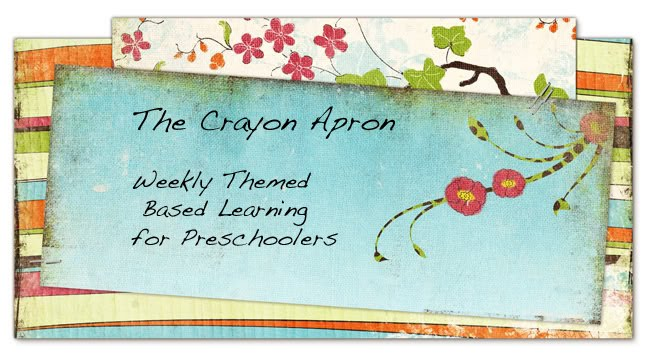 The Crayon Apron