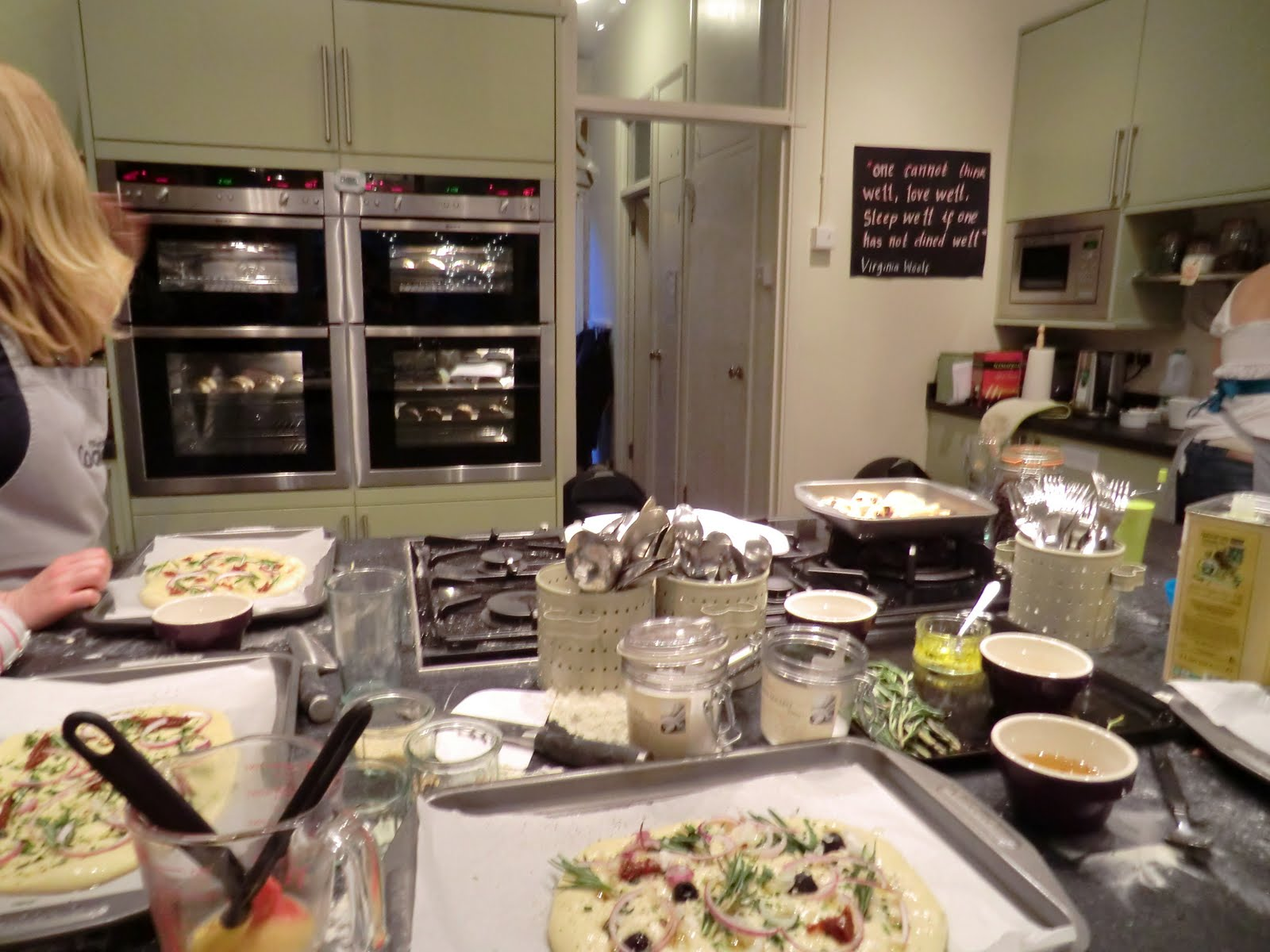 la cuisine de sarah bread making at blackheath cooks. Black Bedroom Furniture Sets. Home Design Ideas