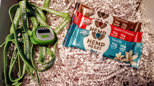 My 4 Favorite Portable Protein-Packed Snacks-hemp-heart-bar