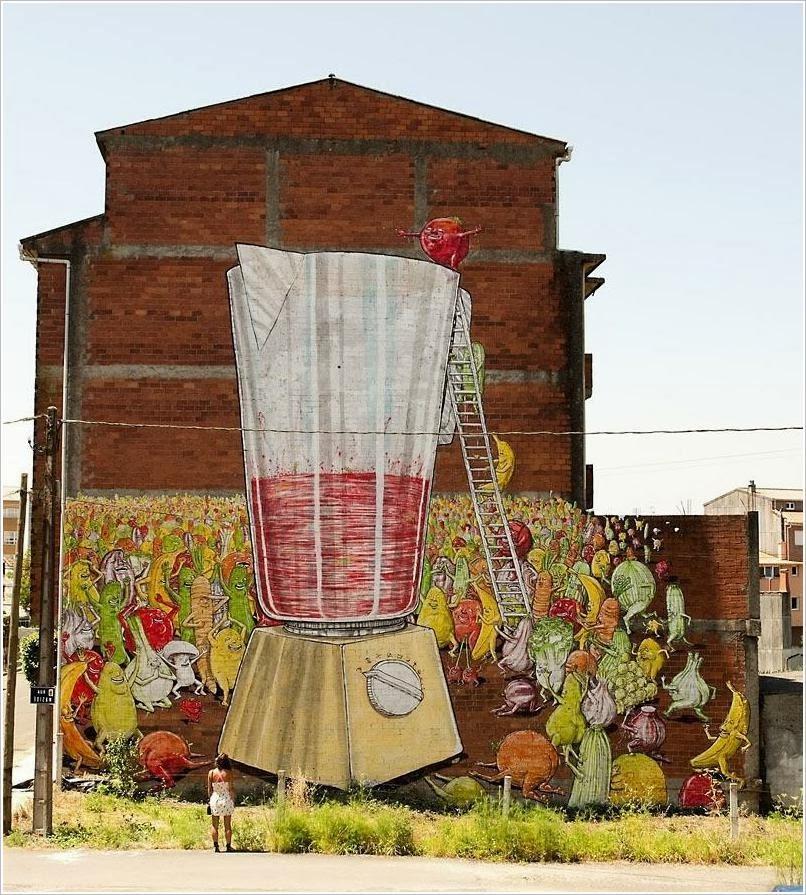 Забавные фотографии, граффити
