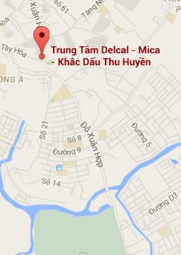 Trung Tâm Decal - Mica - Khắc Dấu Thu Huyền