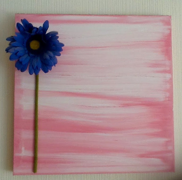 cuadro con flor