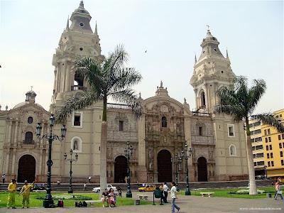 Conoce los espacios monumentales de Lima