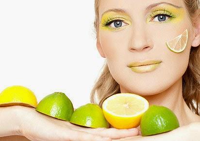 فوائد الليمون الحامض للعناية ببشرتك