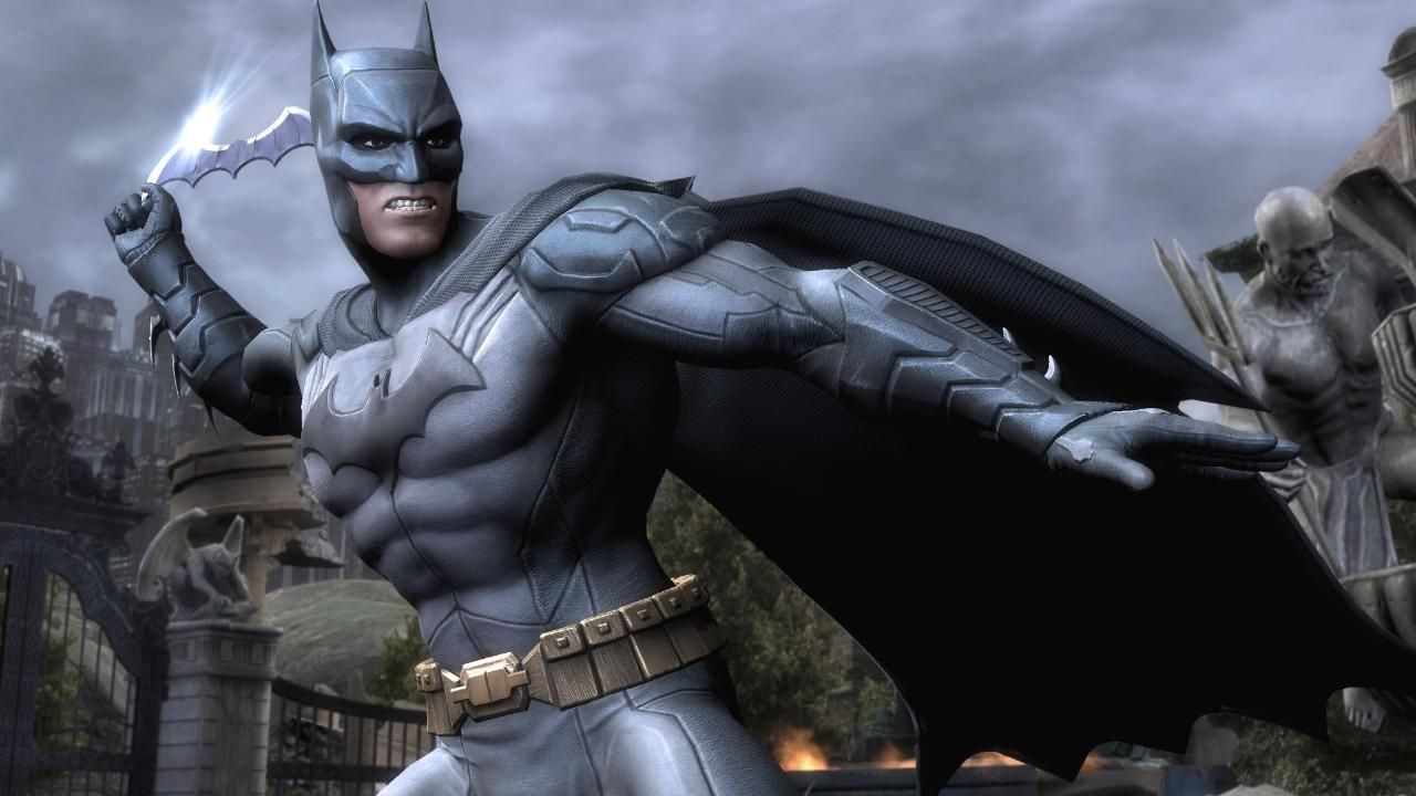 FightVG: Quick Pic: Batman and Superman New 52 costumes in ...