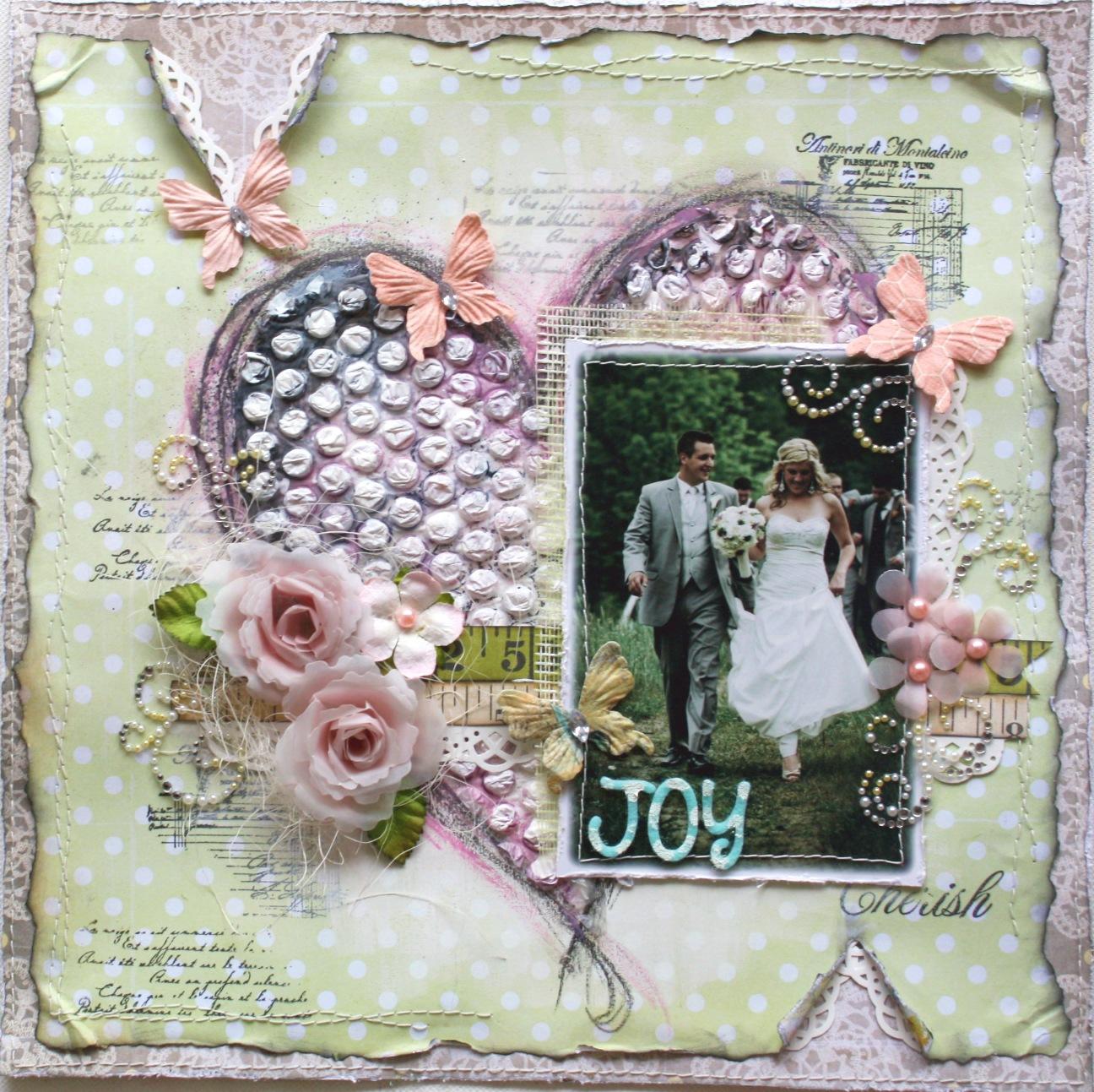 Wedding scrapbook ideas layouts - Monday May 13 2013