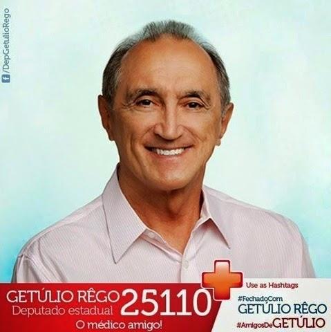 DOIS CANDIDATOS A DEPUTADO ESTADUAL DE CARÁTER: 25110 e 65190