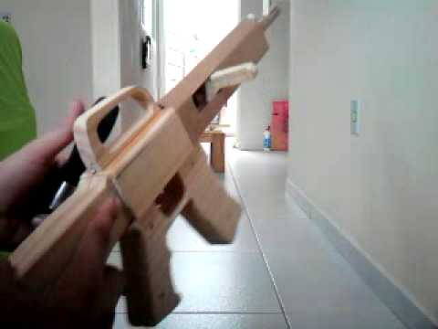 Homemade Airsoft