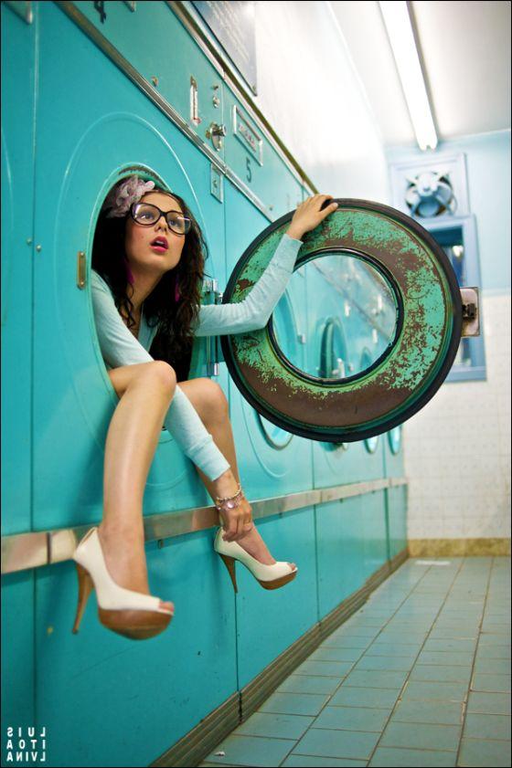 Laura Baduria misslaurelle deviantart lavanderia modelo mulher engraçado
