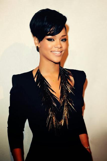 Short Black Hair Styles