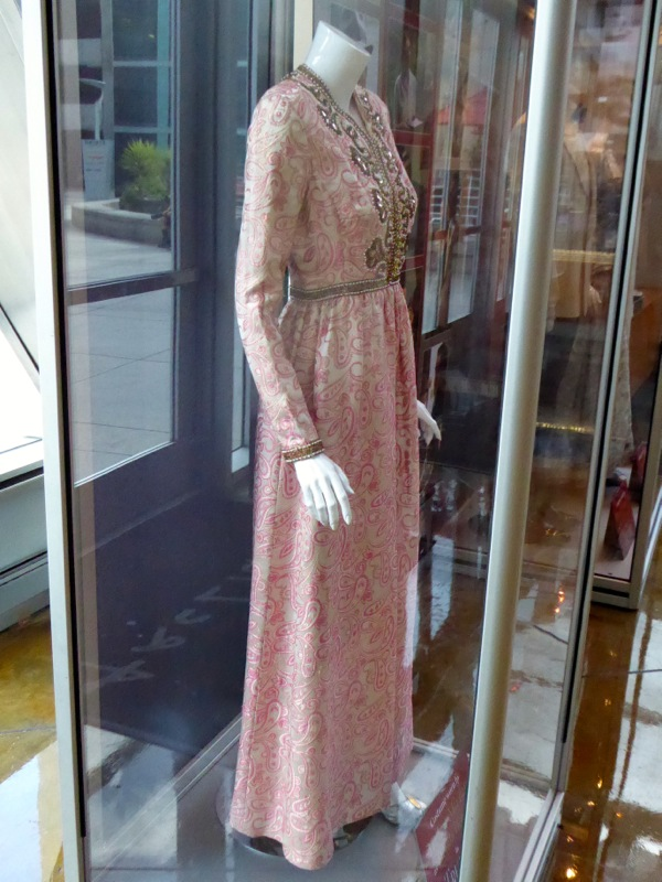 Helen Mirren Trumbo Hedda Hopper dress
