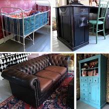 Huonekaluja myytävänä!