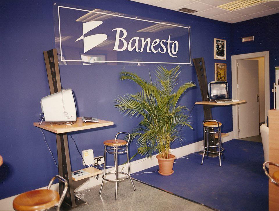 Yo trabaje en banesto oficinas banesto ambulantes y en for Banesto oficinas